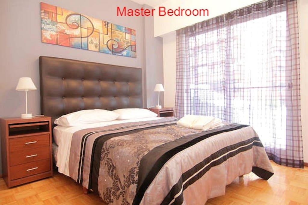 FANTASTIC, 3 BEDROOM  RECOLETA