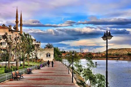 Avanos- Red River - Hus