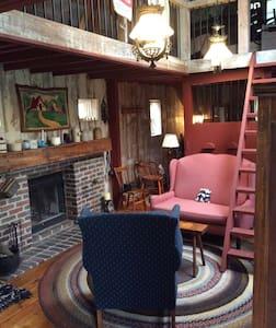 Charming Vintage Guesthome / Barn. - Kisház