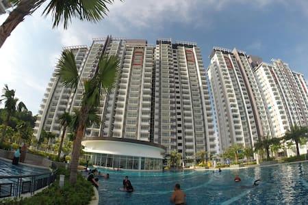 Newly completed condo at Putrajaya - Apartment