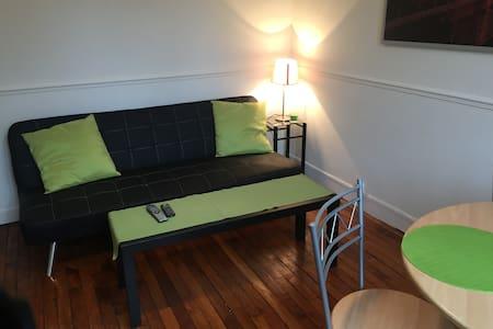 Cosy appartement 3 pièces 15 minutes de Paris - Bondy - Apartment