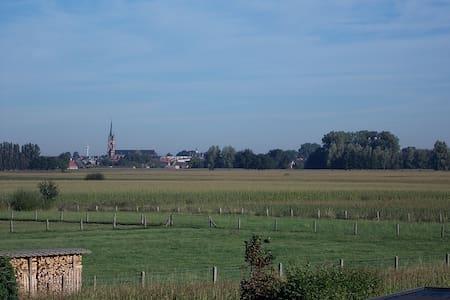 Het Zolderhuis   (Rust bij Antwerpen-Turnhout) - Apartment