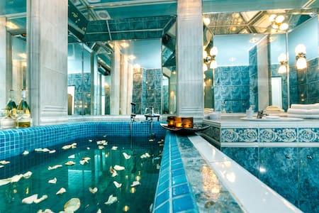 Возле Оперы с мини-басейном - Kiev - Apartamento