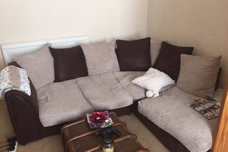 Comfortable, homely terrace near Old Trafford - House
