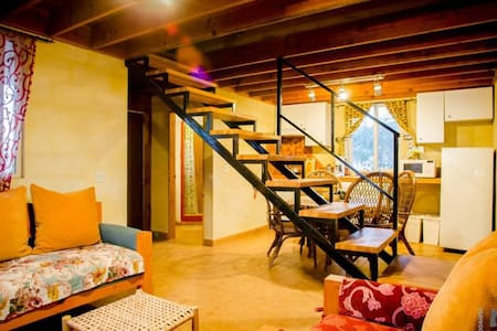 Cabin @ wine rute in Ensenada