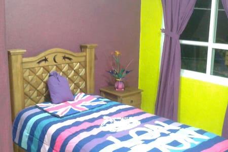 Rento recamara con cama individual - Apartament