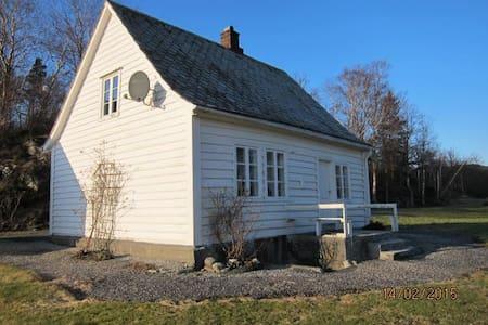 Losahytta, Ølvesvegen 749A - Haus