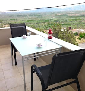 Residence with panoramic view of the olive groves - Apartamento