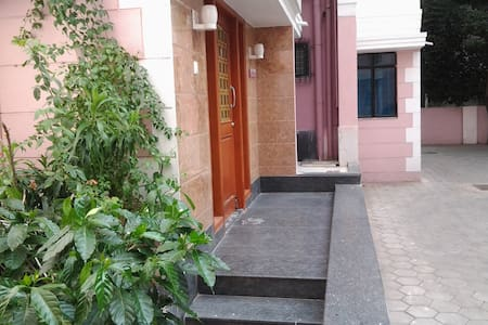 Top Class furnished Apartment - GF - Apartment