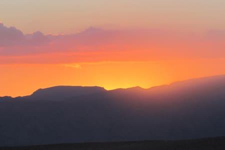 mountains, open landscape & view - Shaharut - Casa