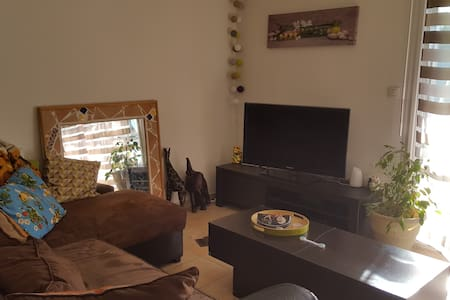 Room for 2 people in house with garden - Ales - Alès - Haus