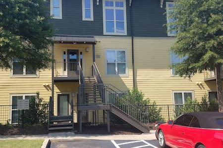 Condo close to Downtown,Midtown,Buckhead & Airport - Lakás