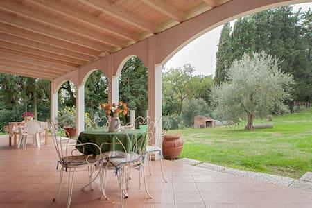 """The holiday farm """" Campo al Sole"""" - Inap sarapan"""