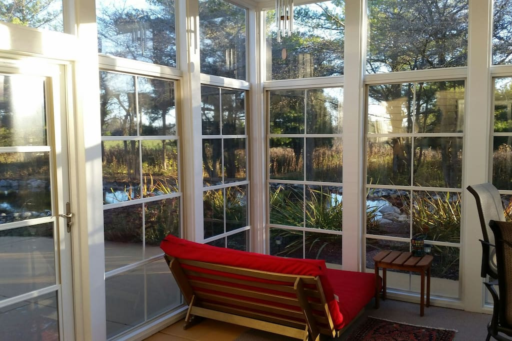 Sunroom porch
