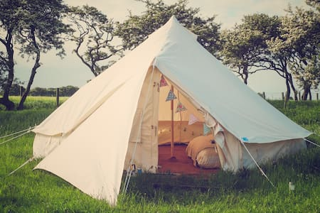 'Bells & Whistles' Upgraded Tent - Widdrington - Barraca