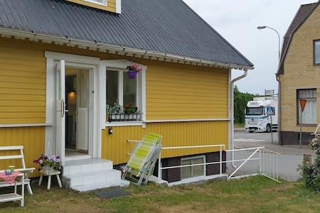 Swedish nice apartment near swimming pools - Apartamento