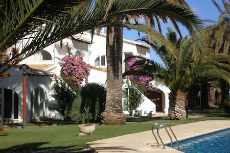 Résidence dans palmeraie direct mer - Appartement