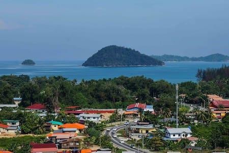 BorneoGateway Guesthouse - Lejlighedskompleks