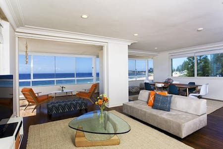 Beautiful 3BR Penthouse on Collaroy Beach COLRY - Collaroy - Appartement
