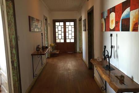 Hostel!!! 10000 pesos p/p con desay - Ancud - Bed & Breakfast