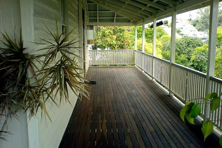 Inner City, Kelvin Grove Double Room - House
