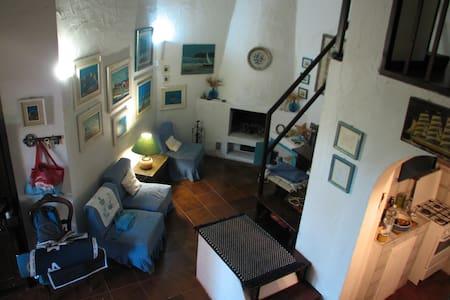 Spendida villa sul mare a due passi da Cefalù - Villa