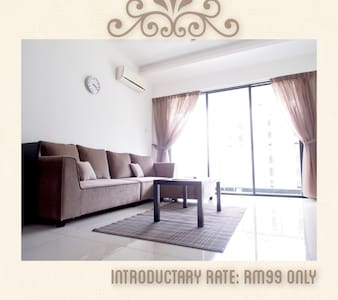 Modern Luxurious Suites in Penang - Gelugor - Apartment