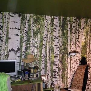 Room in peace and serenity - Blockhütte