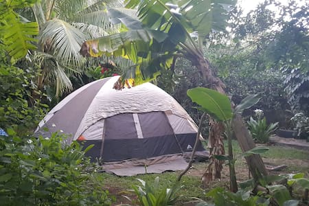 CAMPING SITE - Ticuantepe - Zelt