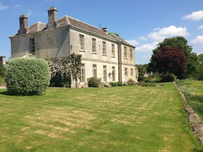 The Old Vicarage at Oakridge - Stroud