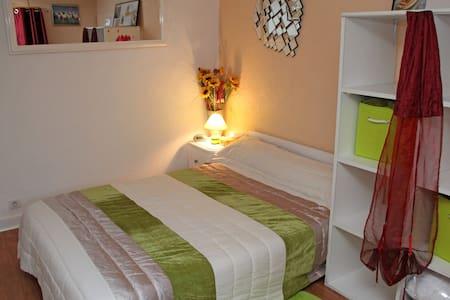 Appartement indépendant, 20 m2 (animaux interdits) - Appartement