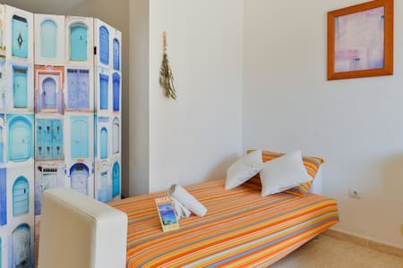 Cozy Bed close to the Beach/ City in Santa Eulalia - Apartment