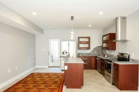 Subletting 1BR in Chevy Chase (walk from Metro) - Chevy Chase - Haus