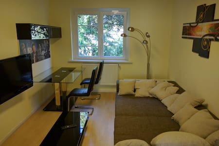 Cozy living just a stone's throw away from downton - Hamburgo - Apartamento