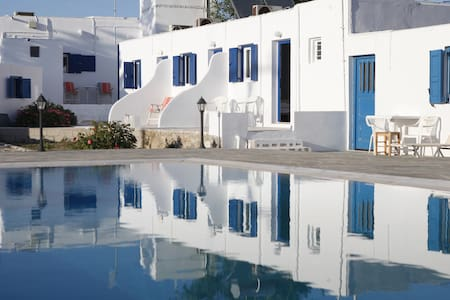 Nikos rooms - 3 bed - Mykonos