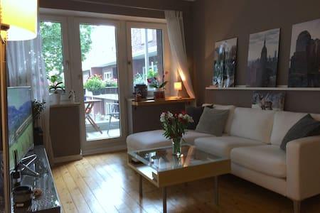 Ruhiges und gemütliches Appartement in Winterhude - Hamburg - Wohnung
