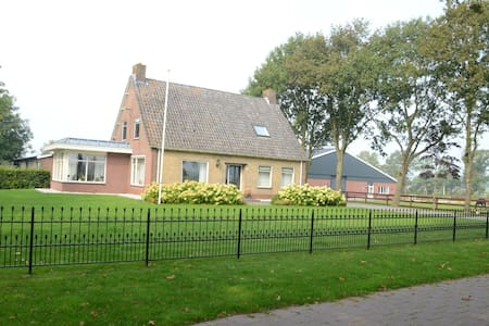 B&B De Berkenhoeve Alteveer Drenthe - Ház