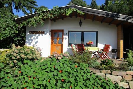 Ferienhaus BERGHÄUSCHEN mitten in der Natur - House