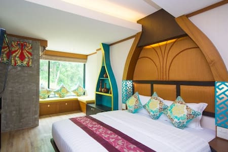 Serene Junior Suite - Mountain View - Ao Nang - Butik otel