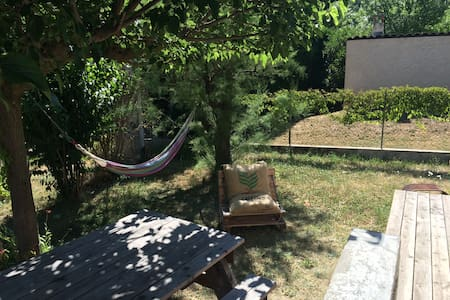 Appartement de plein pied avec jardin - Digne-les-Bains