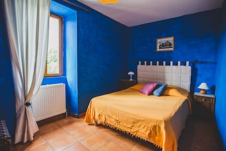 chambre familiale - Grospierres - Bed & Breakfast
