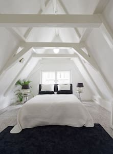 Beautiful spacious apt. and great location - Amsterdam - Apartment