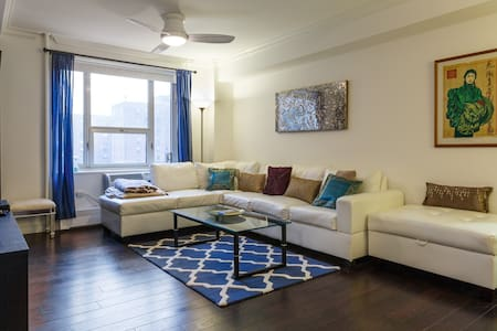 Modern East Village Apartment
