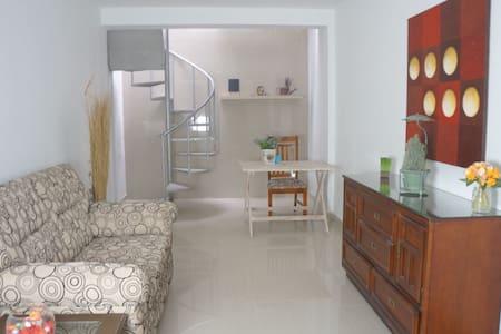 Comfy Suite Near Downtown Oaxaca - Lägenhet
