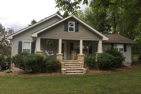 Sunshine Bungalow Charmer - Ringgold - House