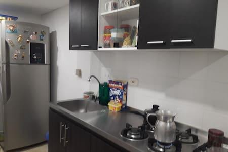 Apartamento o habitaciones comodas - Lakás