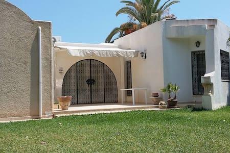 Location maison de vacances - Nabeul - Villa