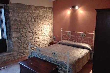 Piccolo appartamento caratteristico in borgo - Rumah
