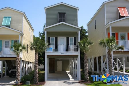Sunny Side Up! - North Myrtle Beach - Apartment