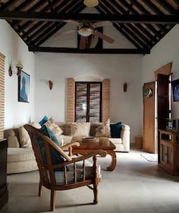 Preciosa Casa de Pueblo cerca de Tarifa - Facinas - Casa
